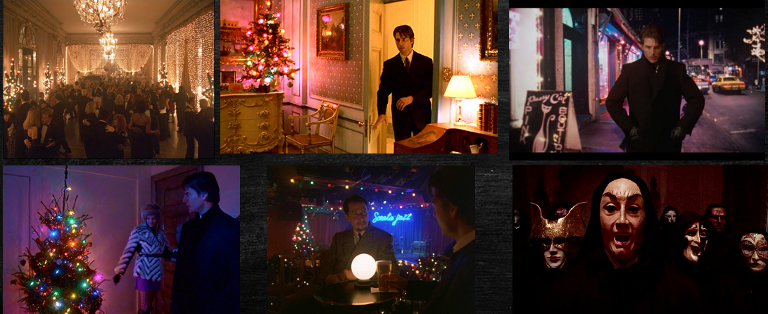 The progression of bill's ego trip - The End Of The Rainbow: Eyes Wide Shut Analysis The Mitrailleuse