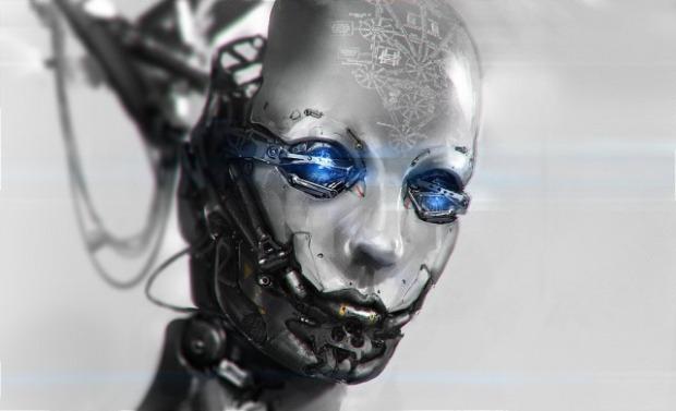 cyberpunk machine