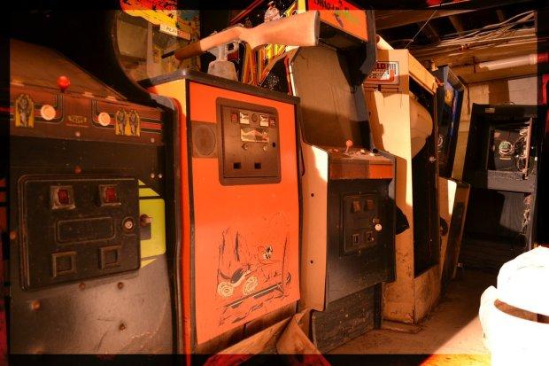 broken arcades