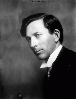 "Job Harriman, the man Jack London called ""the best socialist speaker on the coast."""