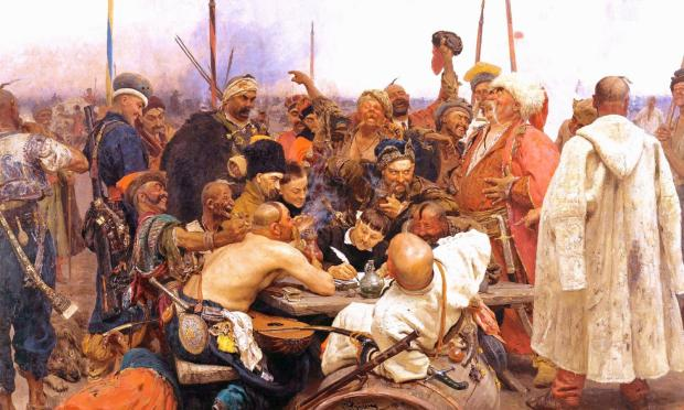 Reply of the Zaporozhian Cossacks